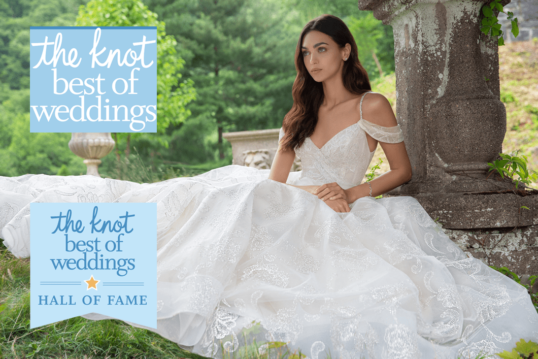 The Knot's Best of Weddings  & The Knot's Hall of Fame